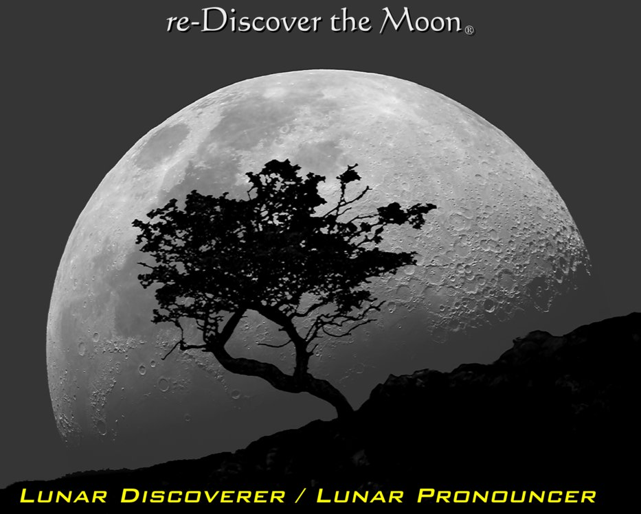 re-Discover the Moon!